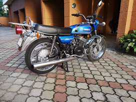 Yamaha RD 350 High Torque 1983 original condition