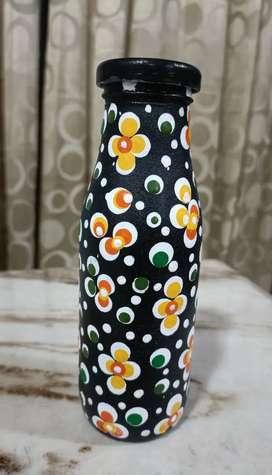 Home Decor - Bottle Art