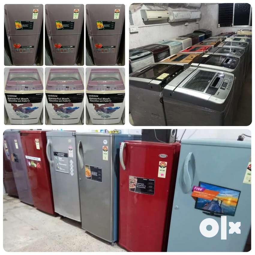 ***fridge***5 year warranty washing machine/ac delivery free Mumbai