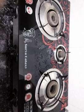 Gas stove of surya galaxy good quality