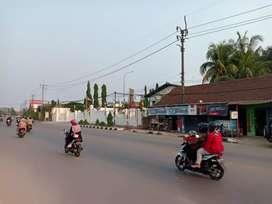 Dijual Tanah Dan Bangunan Di Cikupa Tangerang Berada Di Jalan Propinsi