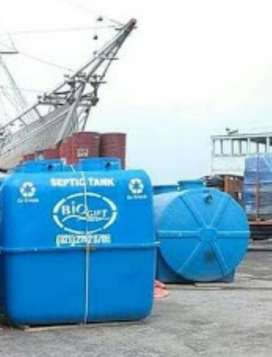 pabrik septit tank bio BIOGIFT BCR series anti bau