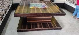 Stylished tea table