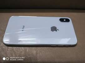 I phone x with all accessories