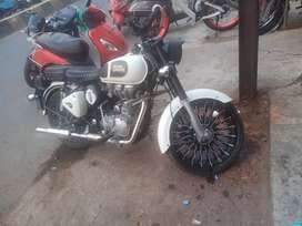 new baike one hand shorom brand full lemunation