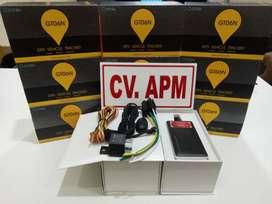 Gps tracker alat pelacak mobil cek lokasi,sadap suara,matikan mesin.