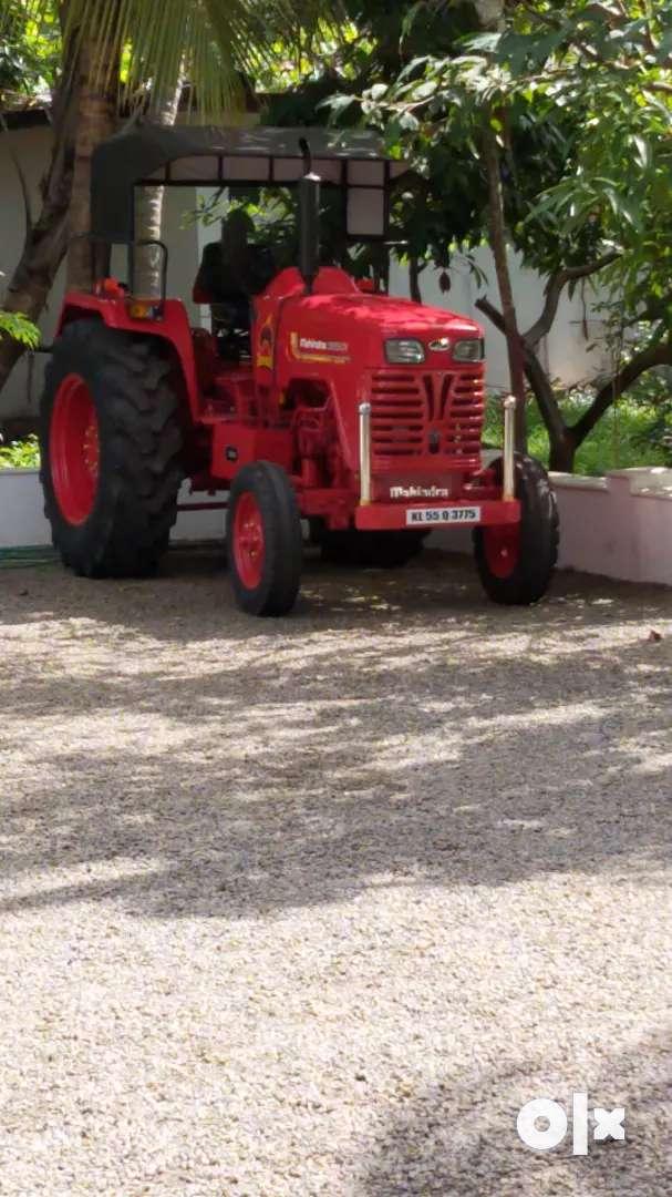 Mahindra 595 di sharpanch turbo super tractor 0