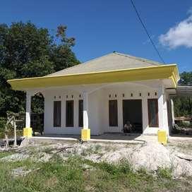 Rumah Dijual di daerah Tanjungpandan Belitung