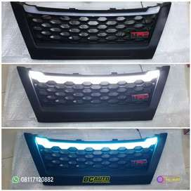 Grill Trd Fortuner 2016 / 2019 2 Mode Lampu