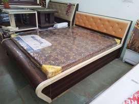 Brand new brown color bed available