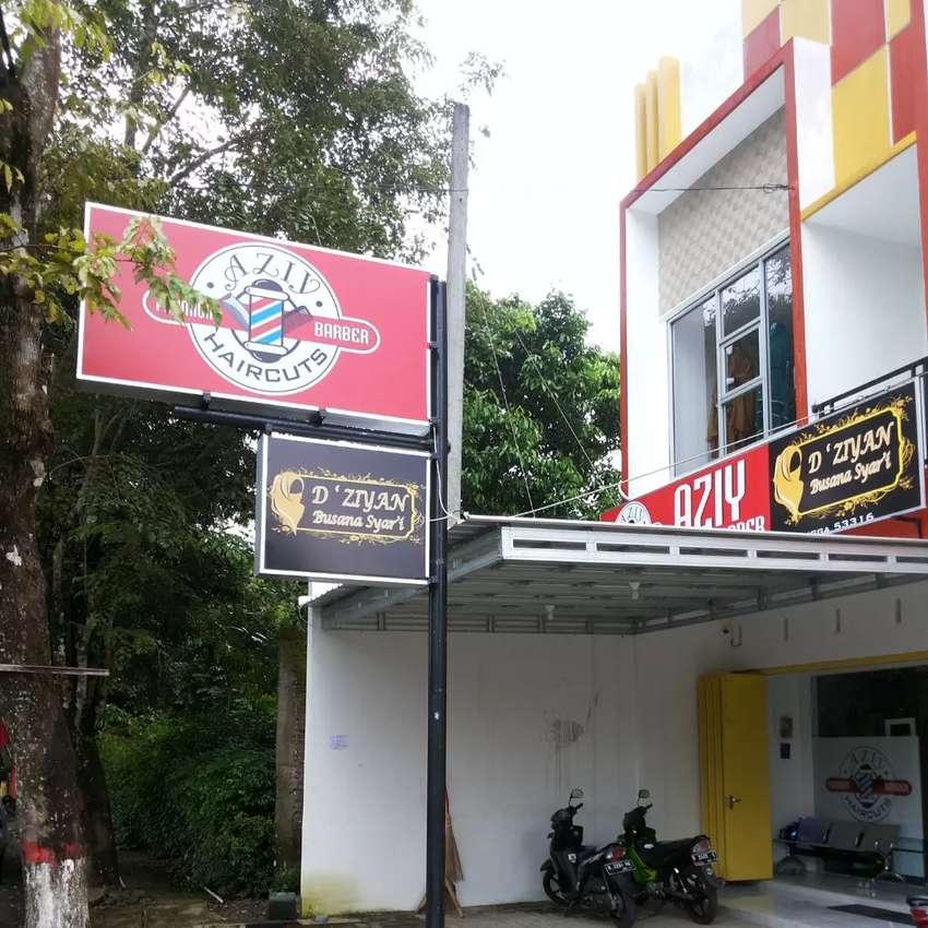 Dijual/Disewakan Ruko 2 lantai di pusat kota Purbalingga