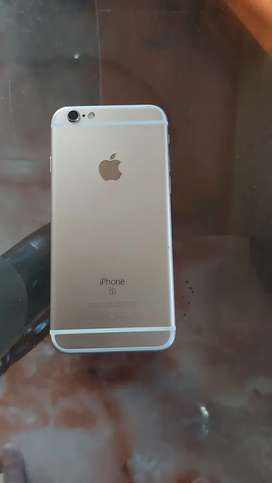 6s 64 GB fully working condition with charger