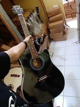 Gitar Akustik Jumbo Sound Hole