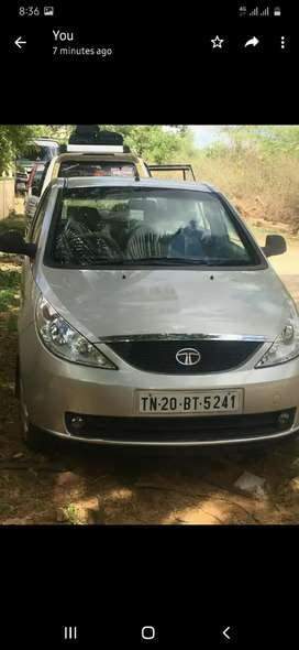 Tata Indica Vista 2010 Diesel Well Maintained