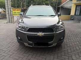 Chevrolet Captiva diesel 2012 matic
