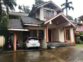 2 Crore ,12 Cent 4 Bed 3000 sqft House At Thiruvannoor