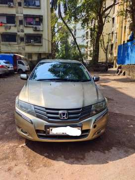 Honda City 2010 CNG & Hybrids Well Maintained