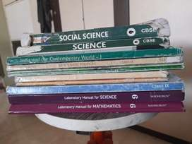 9th std  CBSE text books for free