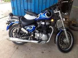 Thunderbird 350 modified