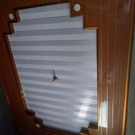 Plafon PVC / gibsun dan aluminium