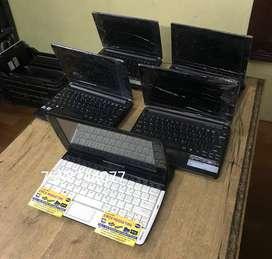 Acer Atom (1GB-320GB)Laptop  ALL BRAND AVILEBL
