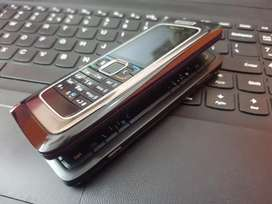 Z - Black Nokia E90 Communicator in Good Working Vertu Conditions
