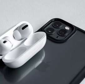 IPhone 12 Pro max, Graphite, 256 GB + Airpods Pro+ 20W Power Adapter.