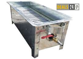 BBQ Gas Grill Angeethi Barbecue Gas Cum Charcol Gril Anghtee