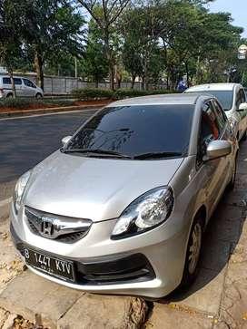Honda Brio E at 2013 CBU bukan Satya