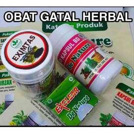 OBAT GATAL EKSIM BASAH DAN KERING HERBAL DE NATURE