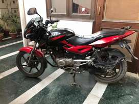 Brand new condition only few km done