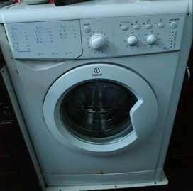 Fully Automatic Indesit Washing Machine