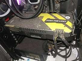 Zotac gtx 1080 amp extreme 8gb gddr5x graphics card