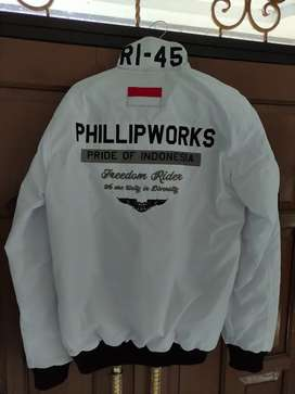 Jaket PHILIPWORK INDONESIAN PRIDE size L