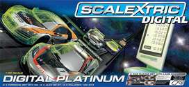 Scalextric digital Racing car set Import from England