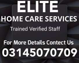 Domestic Staff or Office Staff or Patients Care Services Avalibale