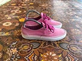 Sepatu Vans Authentic Pink size 39 Original