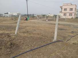 Residential bungalow open plots for sale in keshavnagar