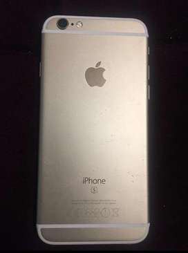 Iphone 6s 64Gb Golden with Box