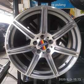 Velg Mobil Mercy Ring 16 HSR Wheel DANKE