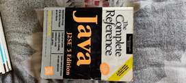 TMH Java book 5th Edition