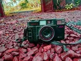 Yashika old filim camera