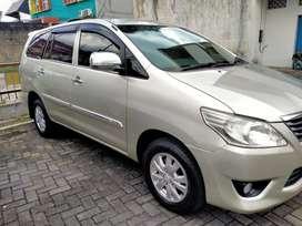 Inova E up G bensin 2012