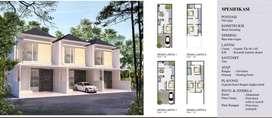 On Progress Rumah Gunung Anyar Royal Paka Wiguna Taman Riviera Surabay