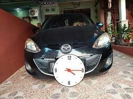 Mazda 2 Sedan Black Muluss