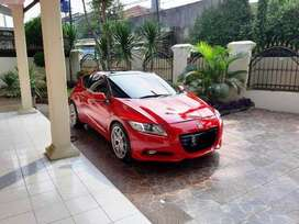 Honda CRZ 1.5 Turbo Hybrid CBU nik th 2012 pakai 2013 Km28rb Istimewa