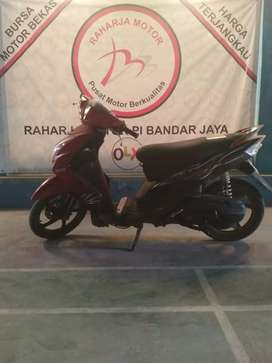Mio soul 2012 plat Lampura (Raharja motor) 8488