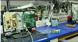 LED LCD TV Repairing Home Service