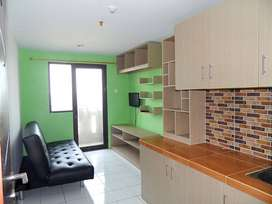 Jual Unit Apartemen Kebagusan City 2 BR Semi Furnished