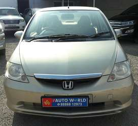 Honda City, 2004, Petrol